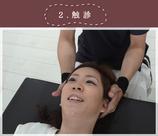美容鍼の施術の流れ